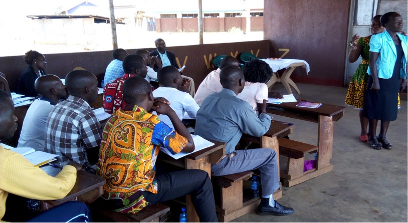 Literacy Teacher Training in Kampala and Kiryandongo