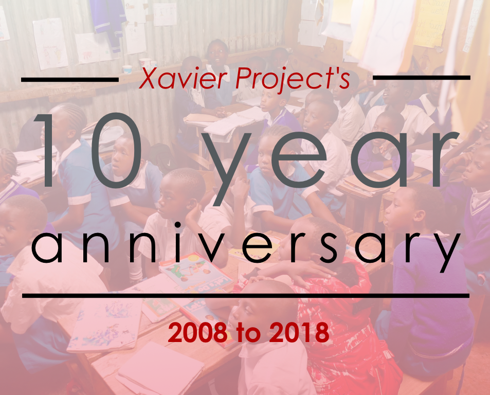 This August, celebrate our 10th anniversary with us!