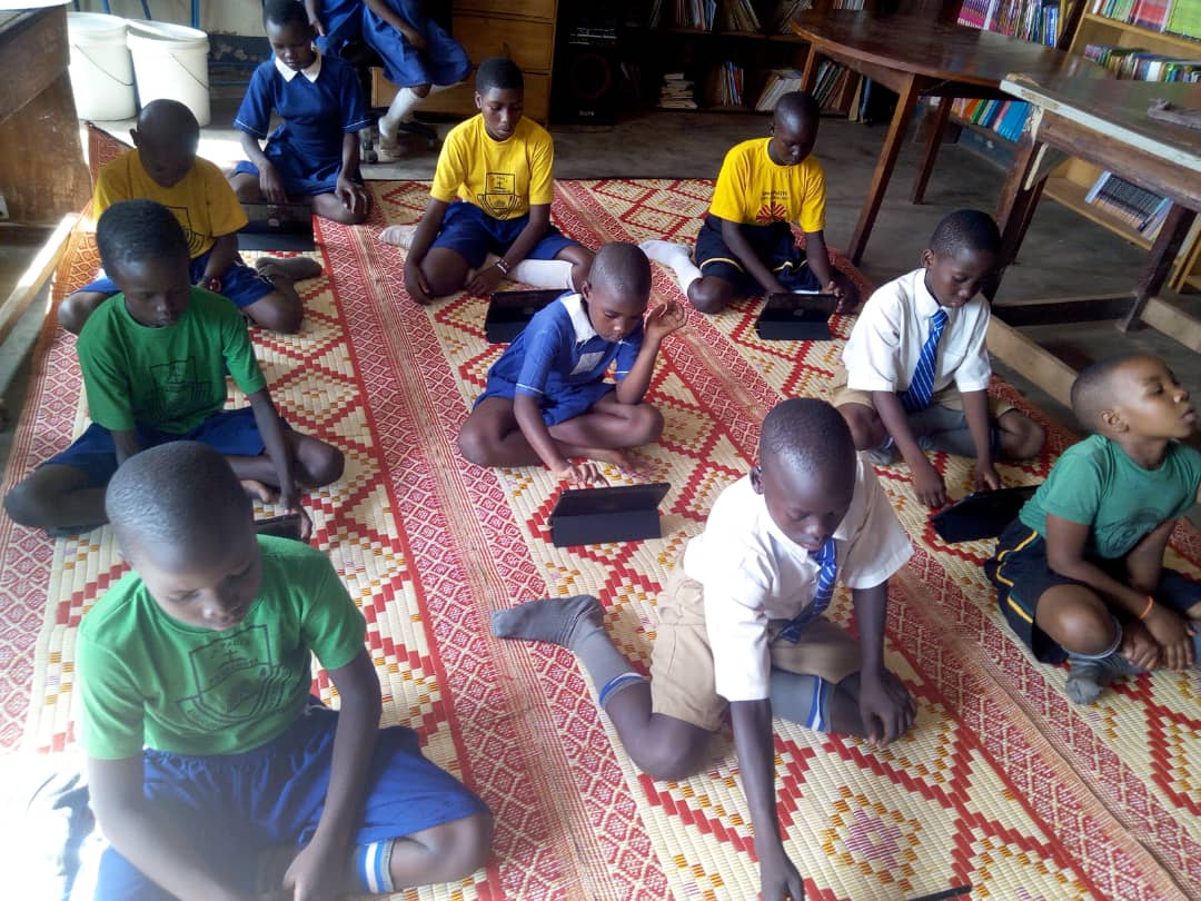 Enuma KitKit Schools named as one of two winners at the XPrize Global Learning Awards!