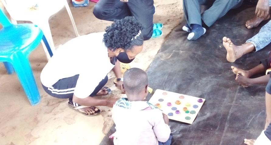 Restoring hope to vulnerable disabled children