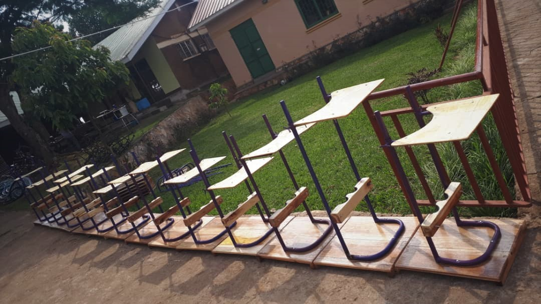 Assistive devices for children living with disability in Kampala